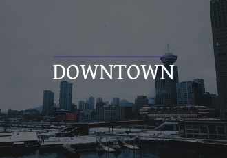Downtown Vancouver Happy Hours Drink Specials