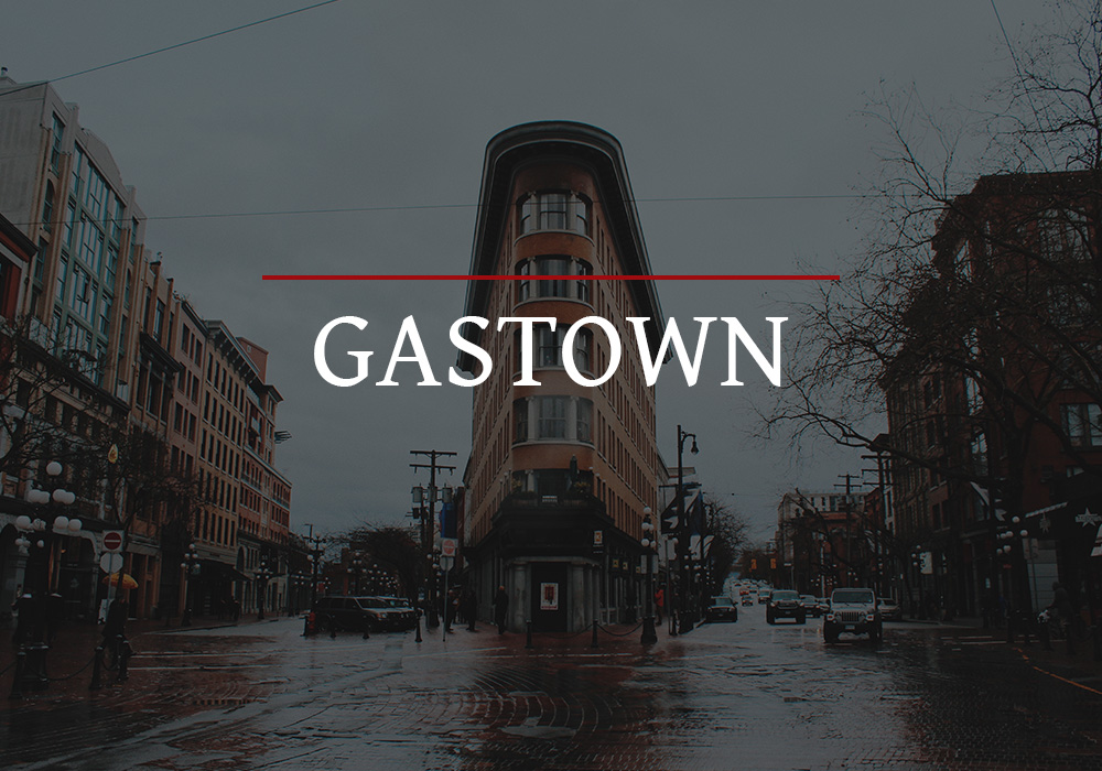 Gastown Vancouver Happy Hours Drink Specials