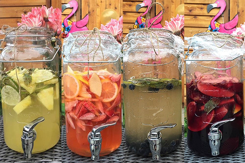 4 Summer Sangria Recipes for Any Patio Party