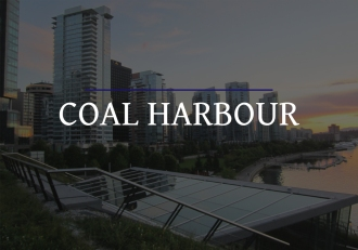 Coal Harbour Happy Hours