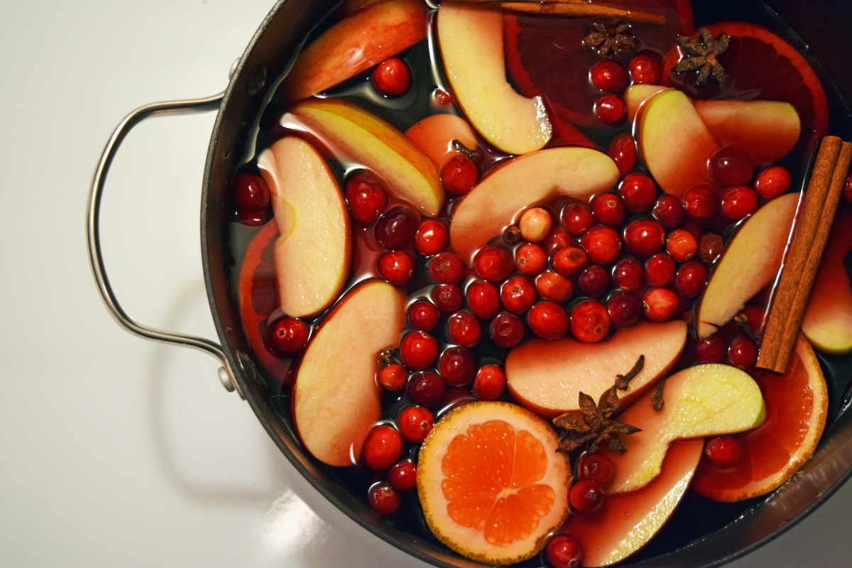 A Very Merry Mulled WineRecipe